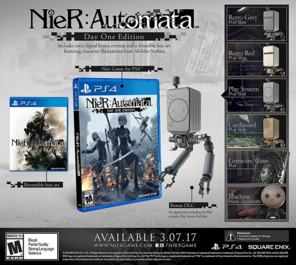 Nier Automata | Day One Edition