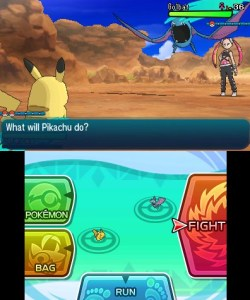 Pokémon Sun & Moon | Battle