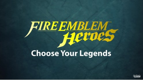 Fire Emblem Direct | Choose Your Legends