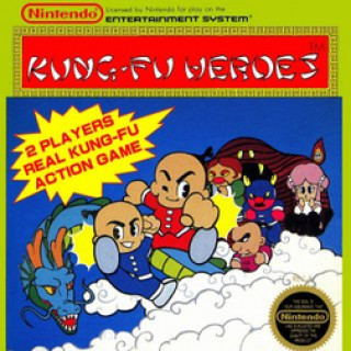 Nintendo Download | Kung-Fu Heroes