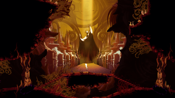 Sundered | Beautiful and otherworldly