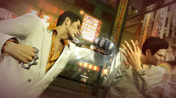 Yakuza 0 | Combat