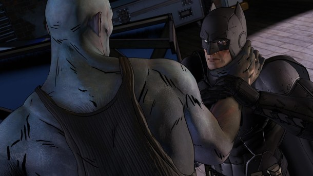 Batman Telltale | Violence