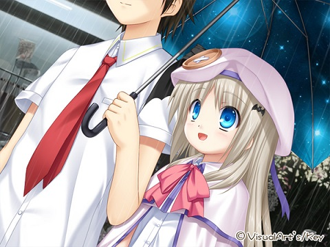 Little Busters Kud Wafter