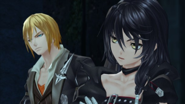 Tales of Berseria | Velvet and Eizen