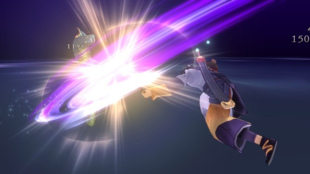 Tales of Berseria PC | Rokurou Attack