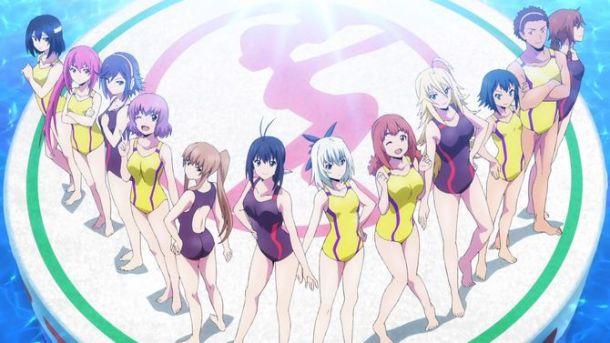 Anime | Keijo