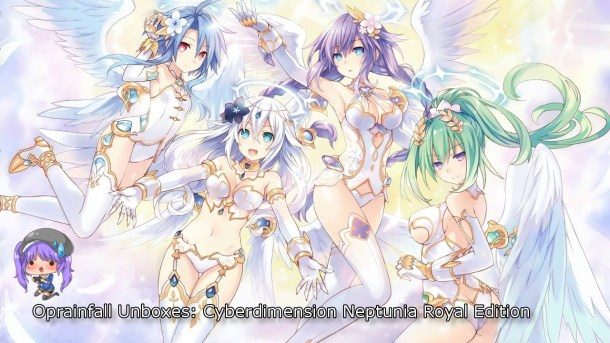 Cyberdimension Neptunia