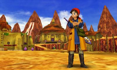 Dragon Quest VIII | 3DS Dragonian Village