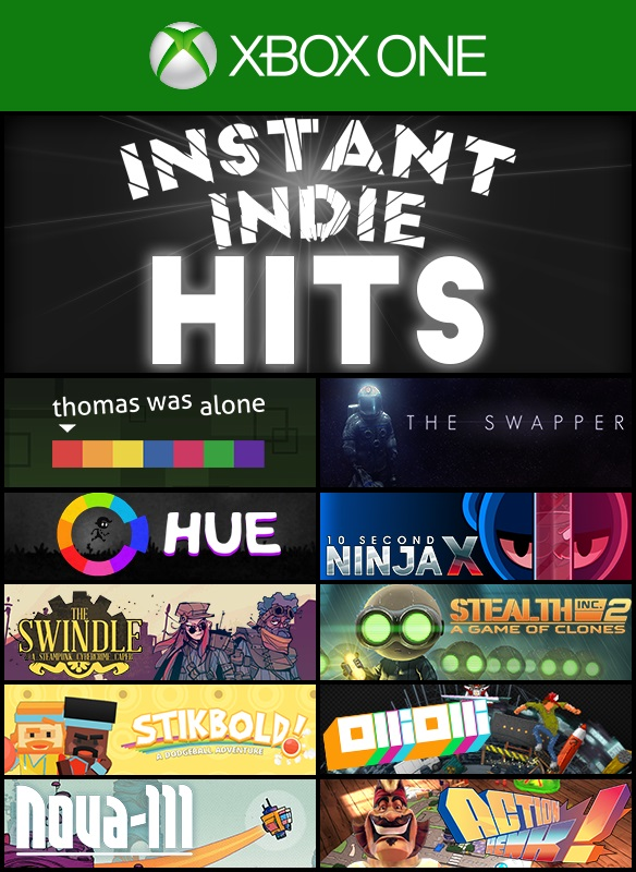 Instant Indie Hits bundle