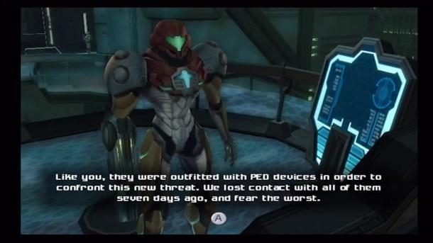 Metroid Prime 3 | PED