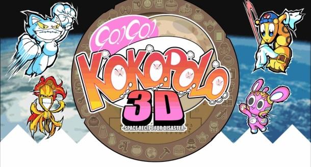 Nintendo Download | Go! Go! Kokopolo 3D