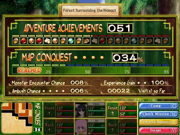 Rance VI | Achievements