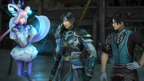 Dynasty Warriors: Godseekers | Characters