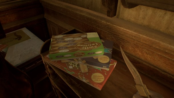 Resident Evil 7 | Board Games