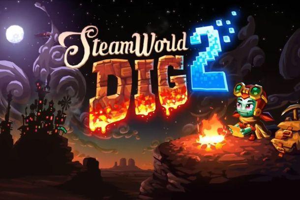 SteamWorld Dig 2