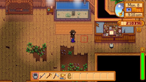 Stardew Valley | Community Center