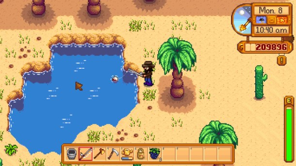 Stardew Valley | Fishing