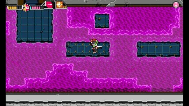 Blaster Master Zero | Level Traps