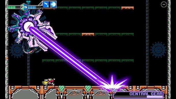 Blaster Master Zero | New Bosses