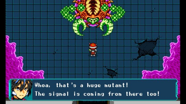 Blaster Master Zero | Tougher Bosses