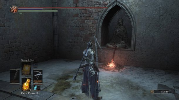Dark Souls III: The Ringed City | Entry