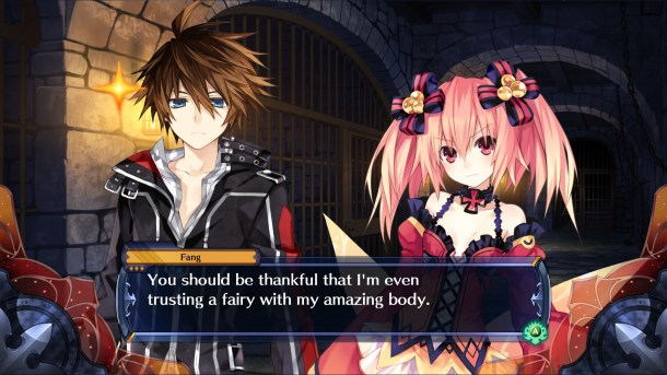 Fairy Fencer F: Advent Dark Force | Dynamic