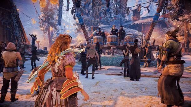 Horizon Zero Dawn | Aloy