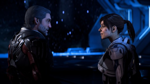 Mass Effect: Andromeda | Family