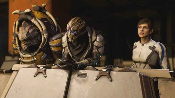 Mass Effect: Andromeda | Graphics