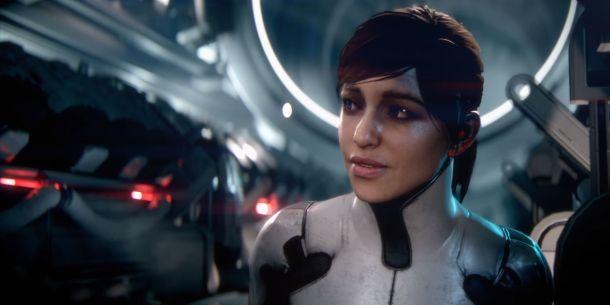 Mass Effect: Andromeda | Sara