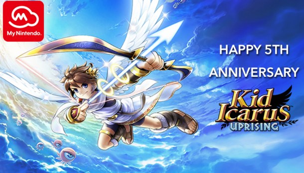 Nintendo Download | Kid Icarus My Nintendo