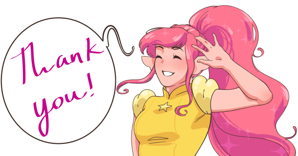 StarCrossed | Thank You