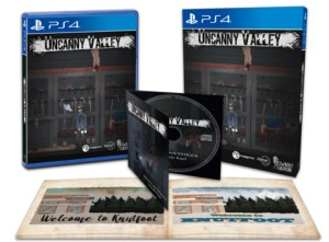 Uncanny Valley (Signature Edition PS4)