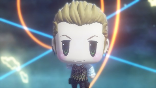 World of Final Fantasy | Balthier