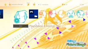 Hatsune Miku: Project DIVA Future Tone   PS4 Theme