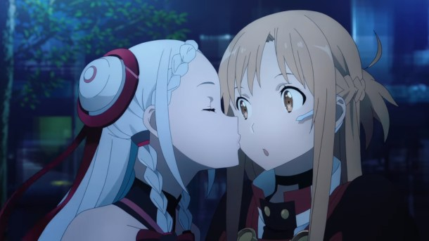 Sword Art Online The Movie: Ordinal Scale | Asuna and Yuna