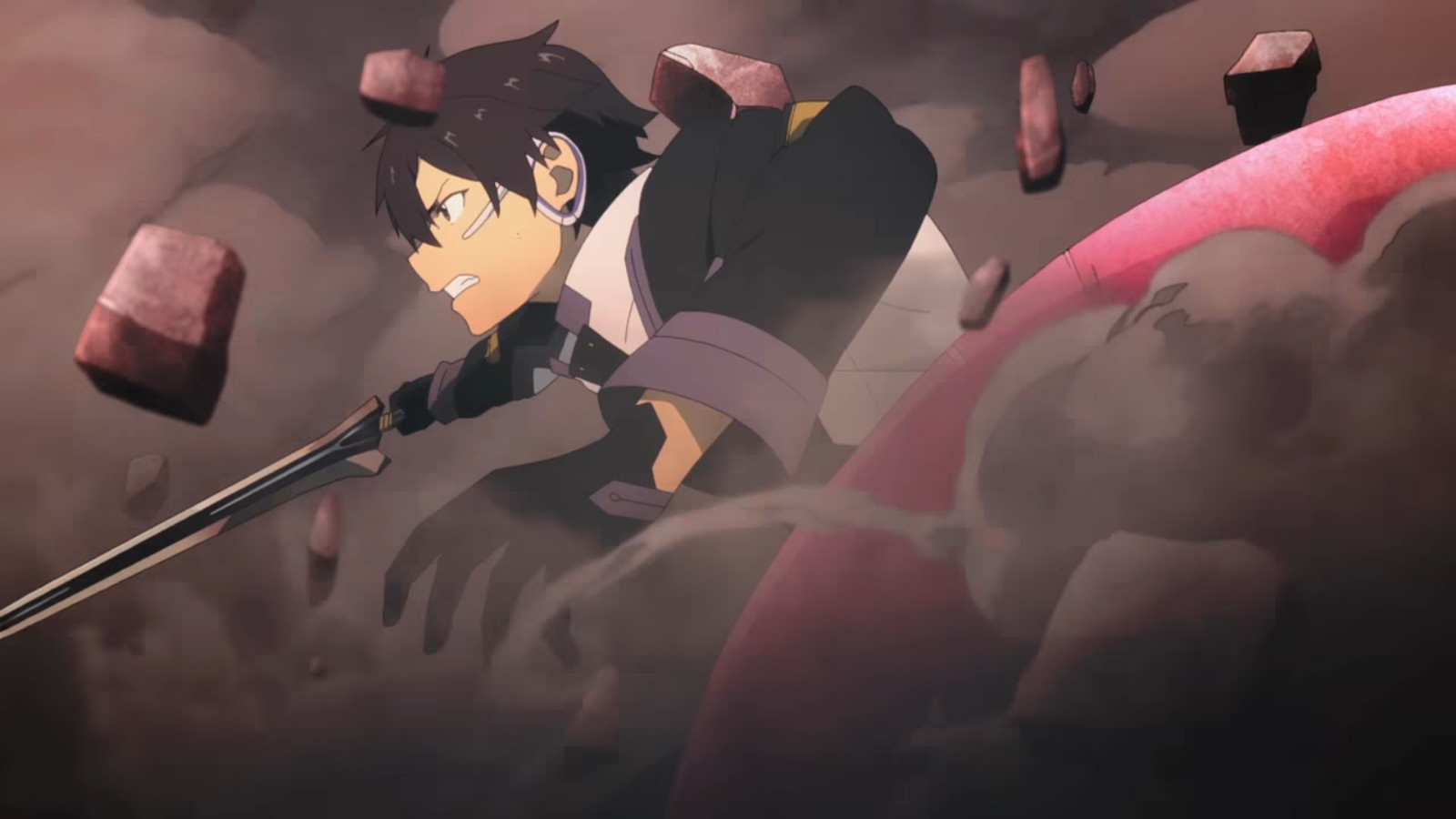Review sword art online the movie ordinal scale oprainfall for Floor 100 boss sao