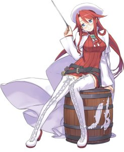 Summon Night 3 | Aty Promo Illustration