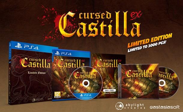 Cursed Castilla EX | LE