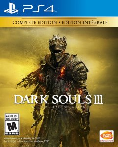 Dark Souls III - The Fire Fades Edition PS4