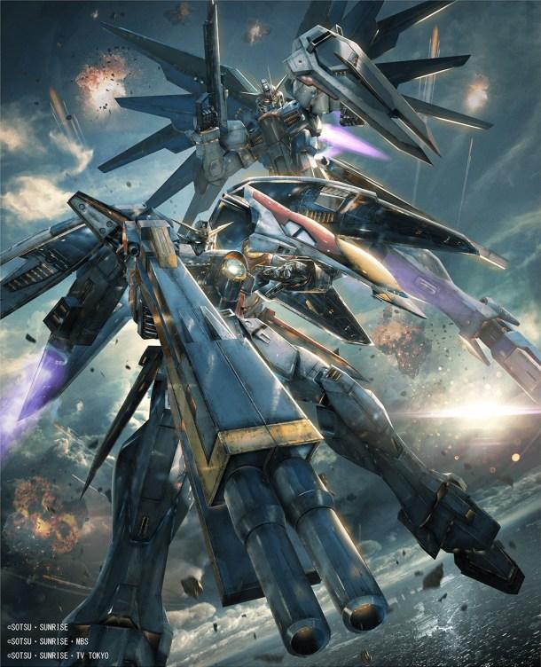 Gundam Versus | Cover Option D
