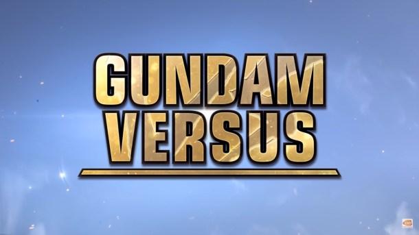 Gundam Versus | Title