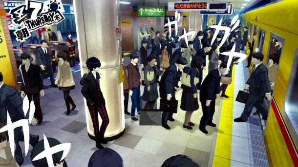Persona 5 | Tokyo