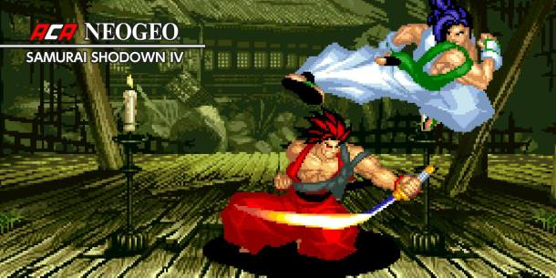 Nintendo Download | Samurai Showdown IV