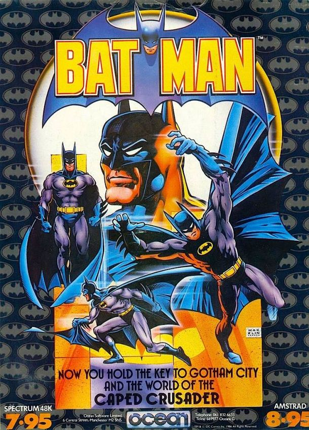 Batman | cover