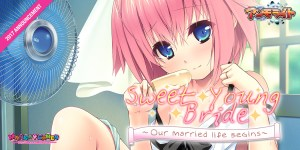 MangaGamer Sweet Young Bride header