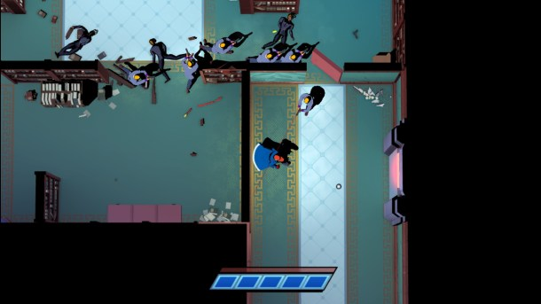 Mr. Shifty | Cleverly shift through objects and walls to defeat your enemies before they defeat you!