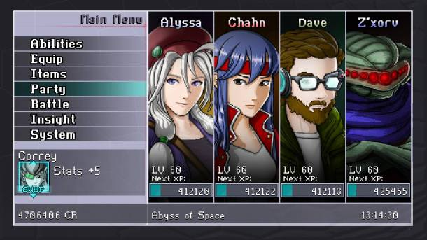 Cosmic Star Heroine | Allies