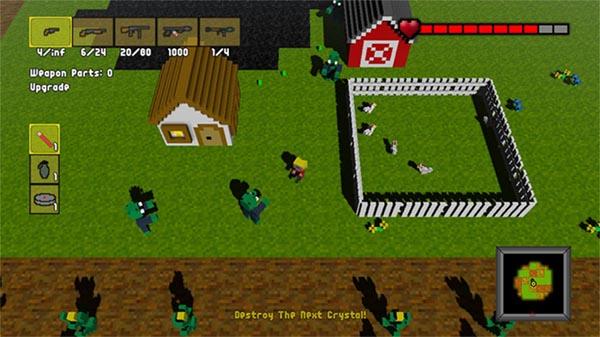 Nintendo Download | Block Zombies